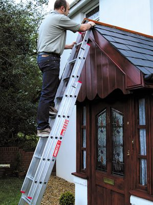 Domestic Extension Ladder