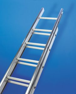 'C' Section Extension Ladder