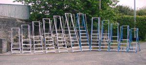 AWS Platform Step Ladder Family