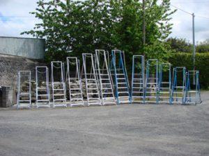 AWS Step Range