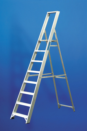 Trade Platform Stepladder