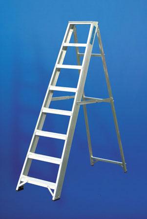 Aluminum Stepladder Ladders Ie