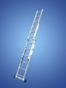 Combination Ladders - CL Range as extension ladder