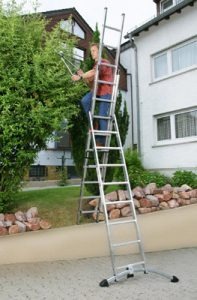 Professional Ladder extended