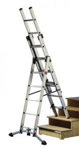 Combination Professional Ladders Stairwell