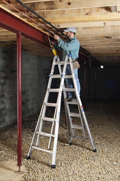 Werner-MT Series Step Ladder