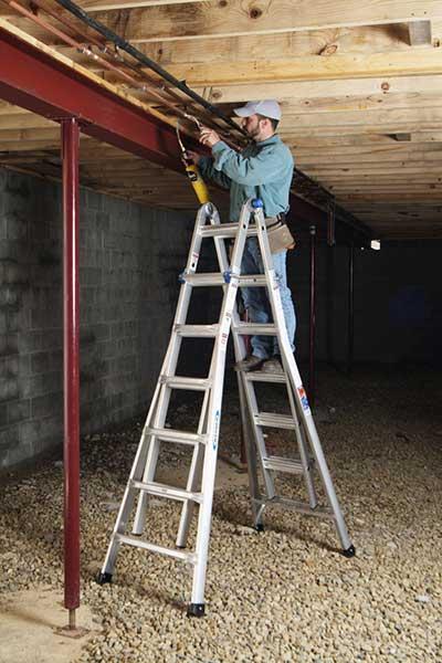 Werner-MT Series Step Ladder