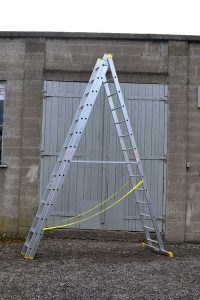 Combination Reform Ladder 3x14 A frame