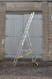 Combination Reform Ladder 3x8 step ladder