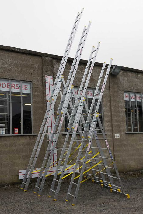 Combination Reform Ladder Various Sizes