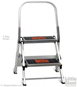 Little Giant Safety 2 step