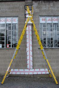 Height Adjustable Podium in Fibreglass
