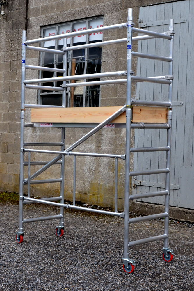 Lift System Industrial Tower Ladders Ie