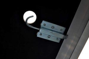 Locking System Hatch Deck