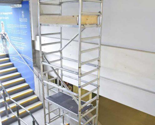 4m Stairwell Tower