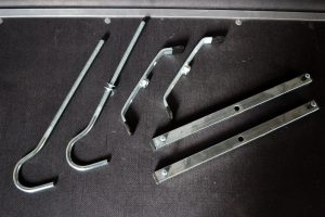 Ladder Clamps parts