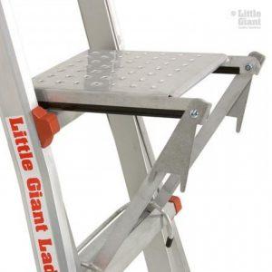 Little Giant ladder work platform