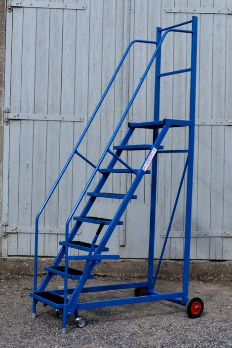 Mobile Safety Steps sideways