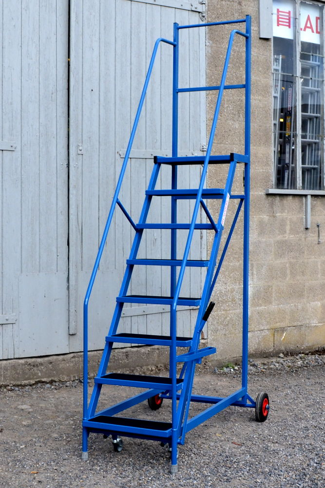 Mobile Amp Safety Stairs Ladders Ie