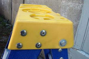 Fibreglass Swingback Stepladder Cap