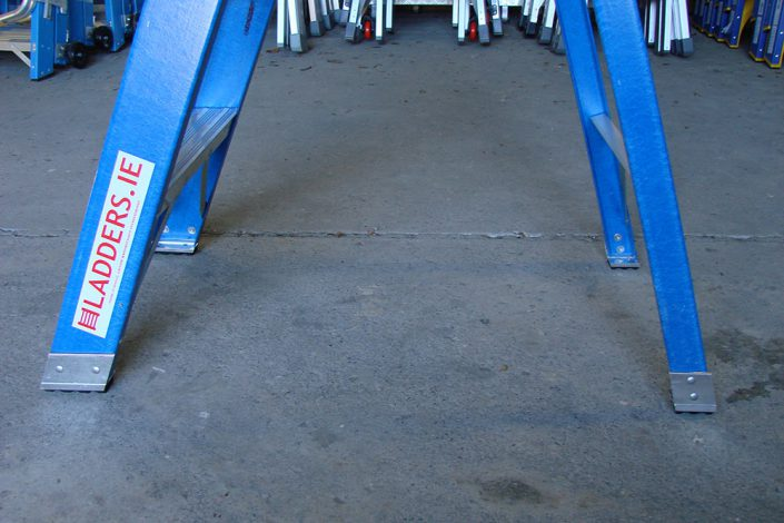 Trade Blue Swingback Ladder Stile Protectors