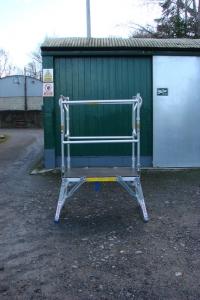 Low Level Work Platform - height 3