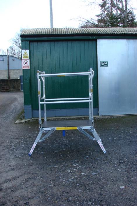 Low Level Work Platform - height 5