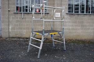 Low Level Work Platform